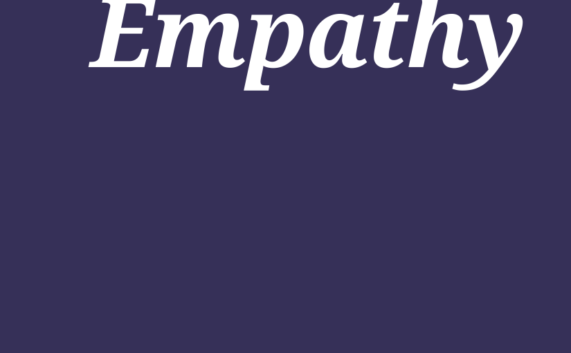 Inclusive Design, Day 2/15: BuildingEmpathy