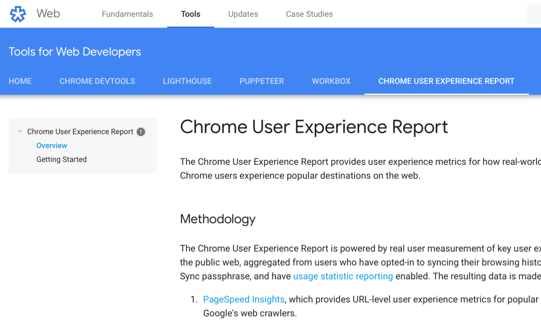 chrome-ux